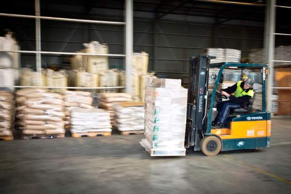 Booth's Group Warehousing Services