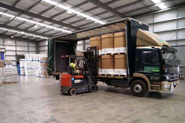 Booth's Group Devanning & Warehousing Services