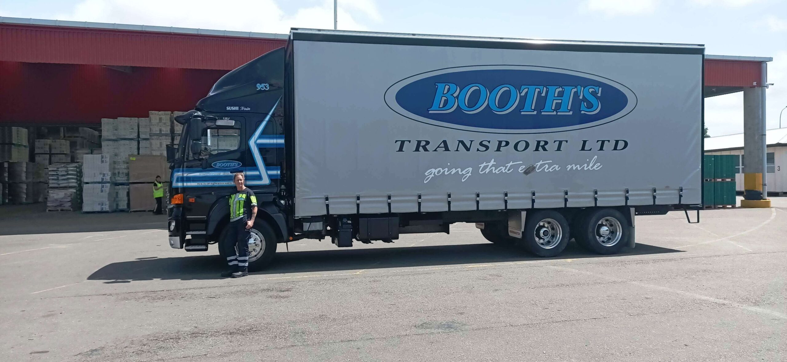 Booth's Group Metro Transport Service